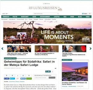 Native Advertising bei der dt. Huffington Post